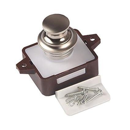 Amazon.com: Keyless Push Button Lock Yacht Rv Drawer Lock Cabinet ...