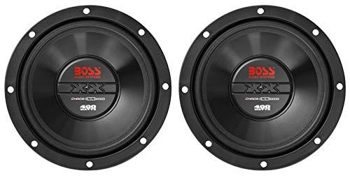 (2) Boss CX8 8 400 Watt 8