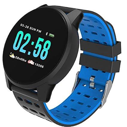 KKPS Smartwatch Saludable Presión Sanguínea Frecuencia Cardíaca ...