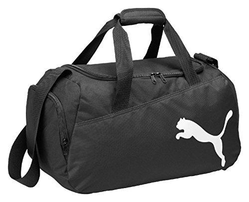 PUMA Sporttasche Pro Training Small Bag, black/white, 48 x 6.3 x 26 cm, 30 liter, 072939 01