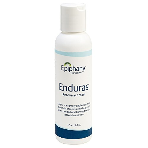 Enduras Recovery Cream for Pain Management. Relief for Arthritis, Tendonitis, Joint Pain, Muscle Pain, Tennis Elbow, Plantar Fasciitis, Carpal Tunnel, Sciatica, Gout, Back Pain and Chronic Pain.