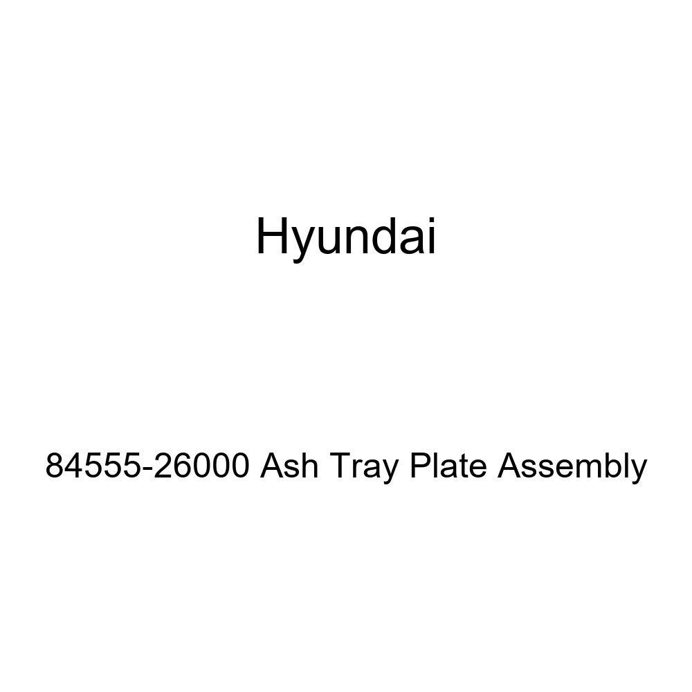 Genuine Hyundai 84555-26000 Ash Tray Plate Assembly