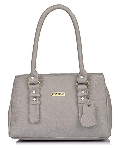 Fostelo Women's Westside Handbag 2021 (Grey)