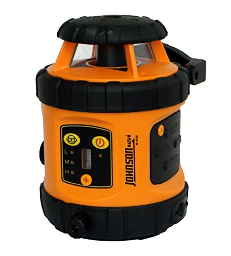 Johnson Level Amp Tool 99 006k Self Leveling Rotary Laser