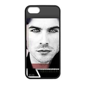 For iphone 4/4s Case, [Ian Joseph Somerhalder] For iphone 4/4s Case Custom Durable Case Cover for For iphone 4/4s case