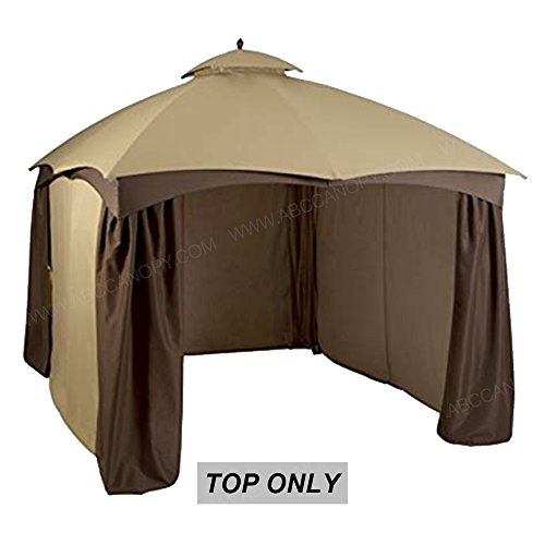 Review ABCCANOPY 10'x12′ Replacement Canopy