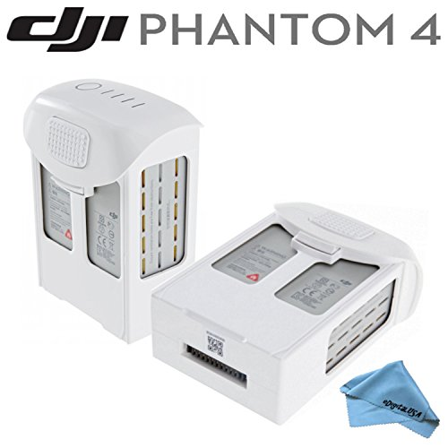 Price comparison product image DJI Phantom 4 Intelligent Flight Battery Bundle