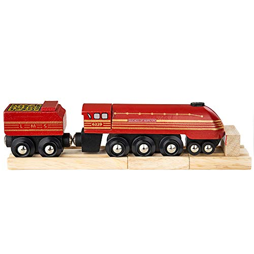 (Bigjigs Rail BJT441 Heritage Collection Duchess of Hamilton)