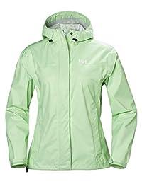 Helly Hansen Loke Waterproof Outdoor Packable Rain Jacket with Hood