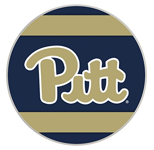 PITTSBURGH PANTHERS PAPER COASTER SET-PITTSBURGH BAR COASTERS-4PK