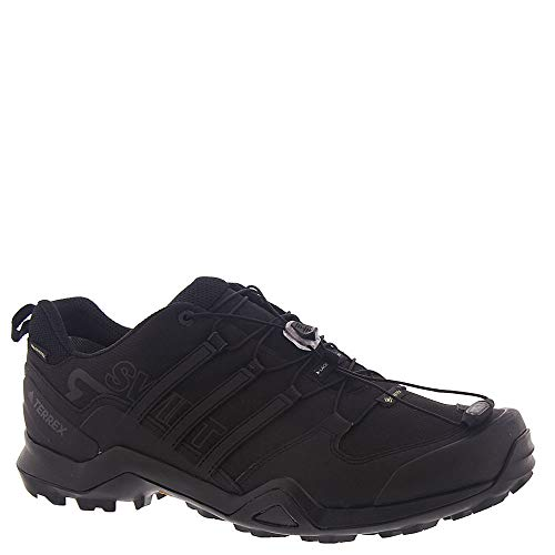 adidas outdoor Men's Terrex Swift R2 GTX Black/Black/Black 10.5 D US