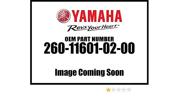 Yamaha 260116010200 Piston Ring Set