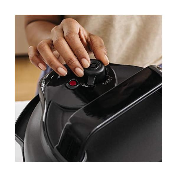 Ninja Instant, 1000-Watt Pressure, Slow, Multi Cooker, and Steamer with 6-Quart Ceramic Coated Pot & Steam Rack (PC101… 5
