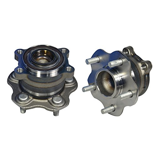 Rear Wheel Hub And Bearing (GSP 533389 Axle Bearing and Hub Assembly - Left or Right Rear (Driver or Passenger Side))