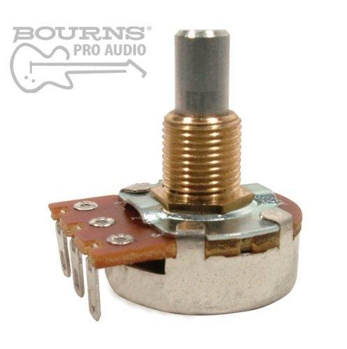 Bourns Guitar & Amp Potentiometer, 25K Linear, Solid Shaft