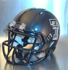 Talihina Tigers 2006 - Oklahoma High School Football MINI Helmet