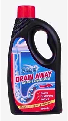 2 x Duzzit con drenaje desagüe desatascador ecológico líquido ...