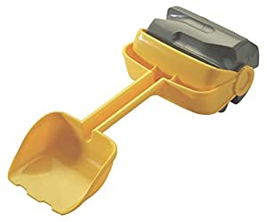HABA Baudino Caterpillar Digger - Two in One Shovel and Sand Roller