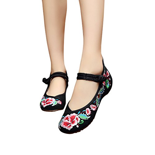 The new champion flower embroidery embro - Costume Baby Doll Platform Shoes Shopping Results
