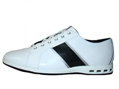 661326445cb86 Rockport Men s Trainers White White  Amazon.co.uk  Shoes   Bags