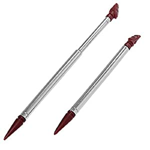 Water & Wood 2 Pcs Phone Touch Pen Retractable Stylus for Motorola A1200