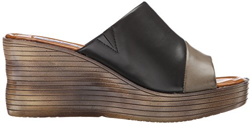 Wedge Black Too Lips 2 Too Sandal Women Albany XnqvAAxHw
