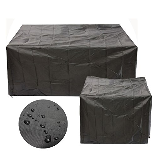 Patio-Cover-Tezoo-Outdoor-Furniture-Lounge-Porch-Sofa-Waterproof-Dust-Proof-Protective-Loveseat-Covers