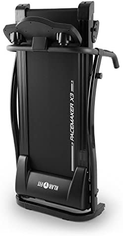 Klarfit Pacemaker X3 caminadora máquina de Caminar 1,5 HP ...