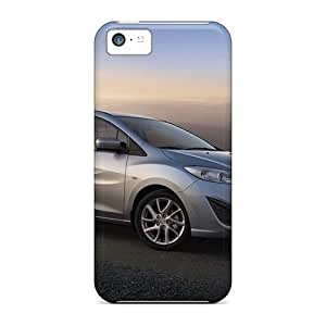 LJF phone case First-class Case Cover For ipod touch 4 Dual Protection Cover 2011 Mazda5 3