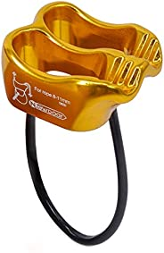 NewDoar Safety Abseiling Belay Rappelling Device for Climbing
