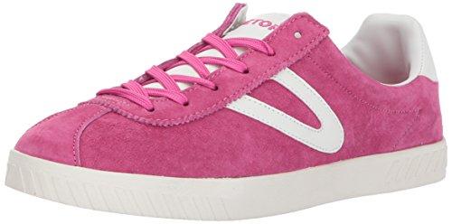Tretorn Women's Camden3 Sneaker, Pink, 6 Medium US ()
