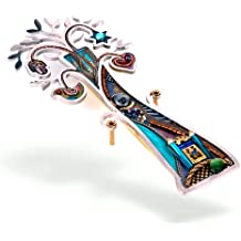 The Artazia Collection Seeka Tree Of Life With Temple Mezuzah Curated And  Sold By M0954