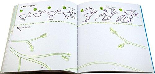 Dinossauros - Coleção Desenhos Passo a Passo