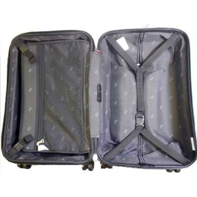 Heys - Novus Art Pfau Trolley mit 4 Rollen Gross