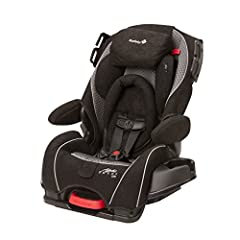 Children grow up in the blink of an eye and the Safety 1st Alpha Omega Elite Convertible 3-in-1 Car Seat grows as your little one does. As an extended-use car seat, it starts from the beginning as a rear-facing seat with a removable infant su...