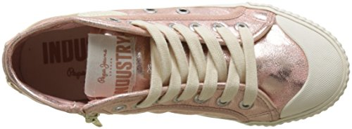Petal Met Jeans Industry Zapatillas Rosa Pepe Mujer pY7PznqwE