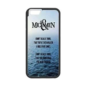 "Custom Of Mice & Men Cell Phone Case, Custom Durable Cover Case for iPhone6 Plus 5.5"" Of Mice & Men"