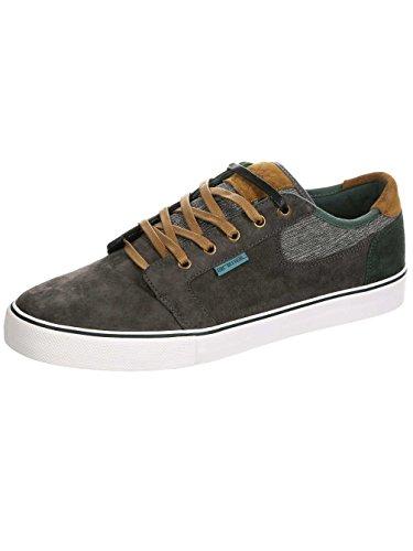 Animal Mens Iconn Skate Shoes Asphalt