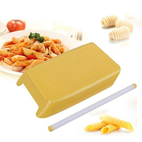 Pasta Maker Macaroni Diy Food Board Kitchen Tool Elbow Macaroni Roller Easy Spaghetti Maker Pasta Cooker Kitchen Pasta Roller