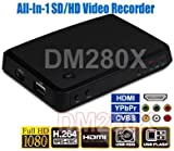 Digital HD SD Video Recorder For HDMI DVI YPbPr RCA Video Sources
