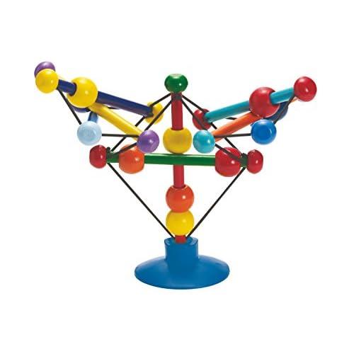 Manhattan Toy Skwish Stix bébé Aspiration de dessus de table d'activité jouet