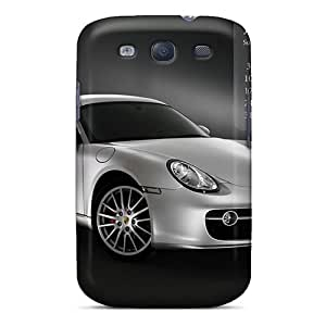 Cases Covers Porsche Cayman January 2010 Calender/ Fashionable Cases For Galaxy S3