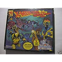 X-MEN Crisis in the Danger Room Game by Family Board Games Pressman Toy Corporation