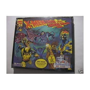 X-MEN Crisis in the Danger Room Game