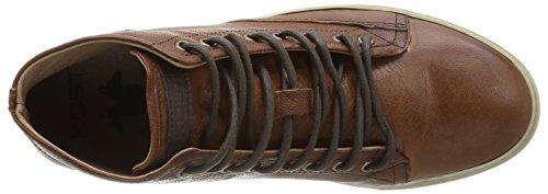Kost Macareux Herren Sneaker Braun - Braun (Cognac)
