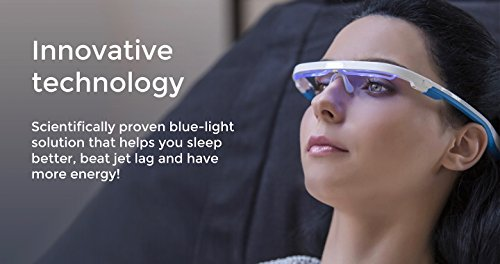 AYO: Blue-light wearable that helps you sleep better, beat jet lag and boost your energy! Completely controlled by the goAYO App. by AYO (Image #3)