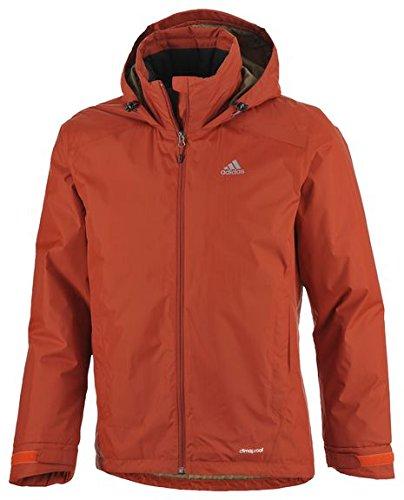 Adidas Jacke Outdoorjacke, Herren. Outdoor Freizeit. Schutz gegen Wind und Wetter. Triora.
