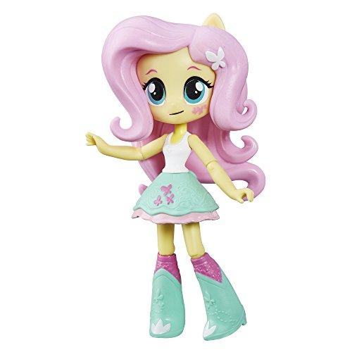 Little Pony Mini Ponies (My Little Pony Equestria Girls Minis Fluttershy Doll)