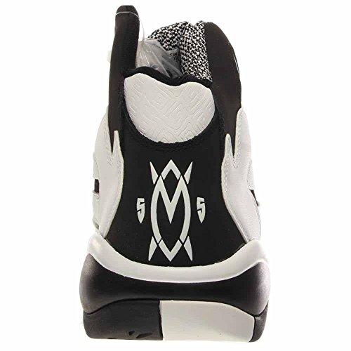 Adidas Mutombo 2 Basketball Sko Kerne Sort Hvid Sol Gul C75309 ZYFVwoGh