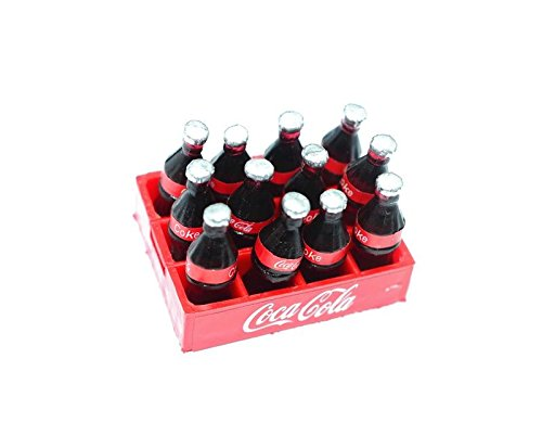 R/C Scale Accessories : Simulation Coca Cola Rack For 1:10 Crawlers - 1 Set